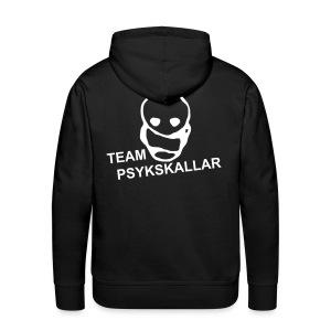 Team Psykskallar Hoodie (Logo back) - Men's Premium Hoodie