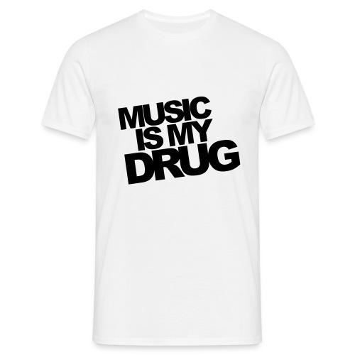 Music life - Camiseta hombre