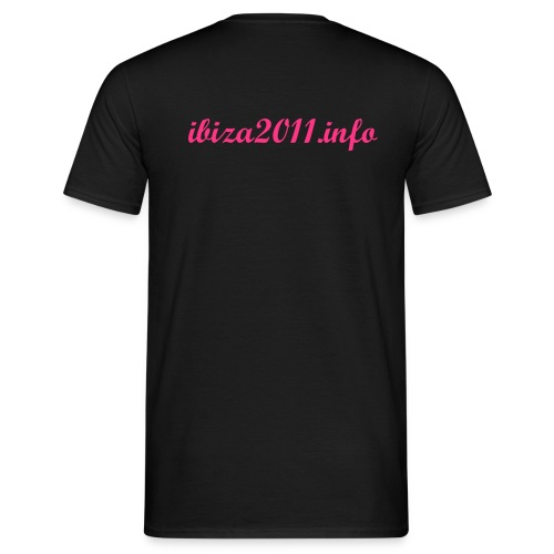 Black Tshirt - Men's T-Shirt