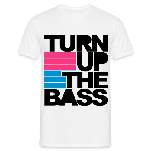 Turn up - Camiseta hombre