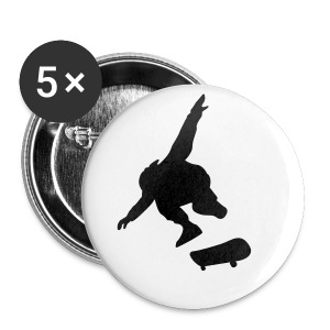 Skate - Buttons large 56 mm