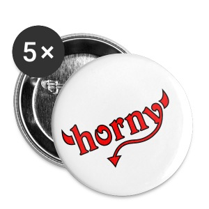Horny - Buttons large 56 mm