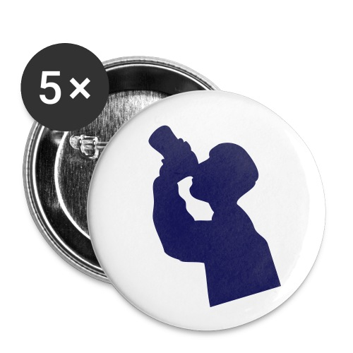 Drinker - Buttons large 2.2''/56 mm(5-pack)