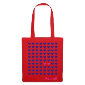 LOVE FOUND - Tote Bag