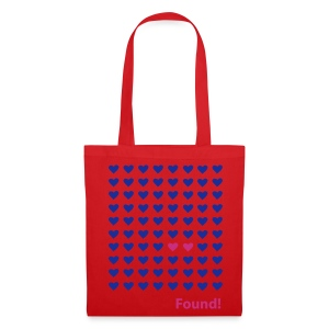 LOVE FOUND - Tote Bag