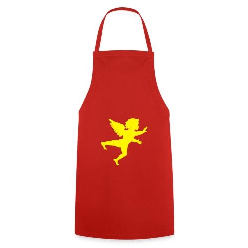 grill-schort christmas - Keukenschort