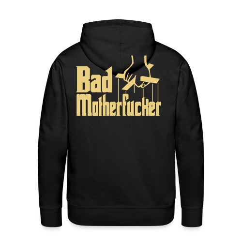 Bad Motherfucker - Premiumluvtröja herr