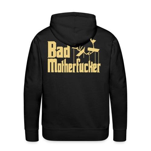 Bad Motherfucker - Premiumluvtröja herr