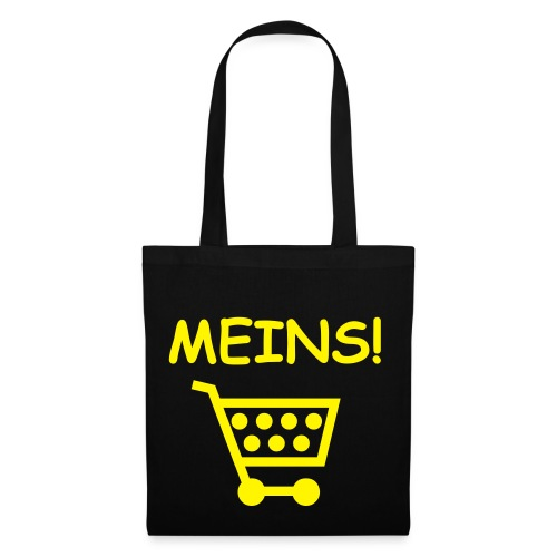 Shoppingbag mal anders - Stoffbeutel
