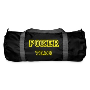 Sac de sport Poker Team - Sac de sport
