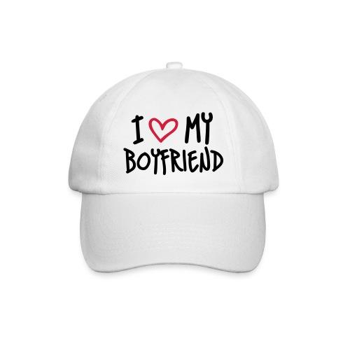 Boyfriend Baseballkappe - Baseballkappe