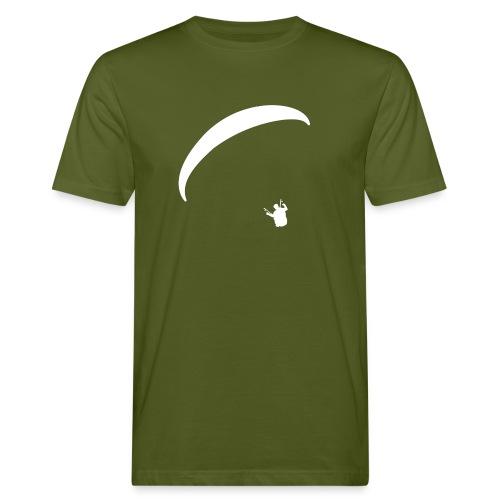 Paraglider green - Männer Bio-T-Shirt