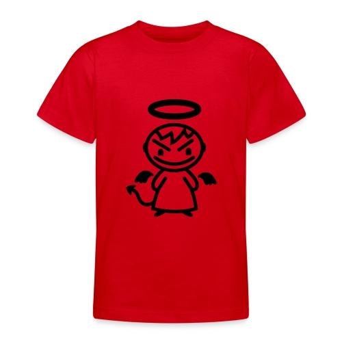 böser engel - Kindershirt - Teenager T-Shirt