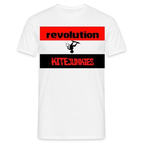 The Revolution T-Shirt - Men's T-Shirt