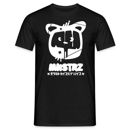MNSTRZ 01 - Men's T-Shirt