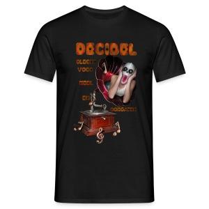 decibel - Mannen T-shirt