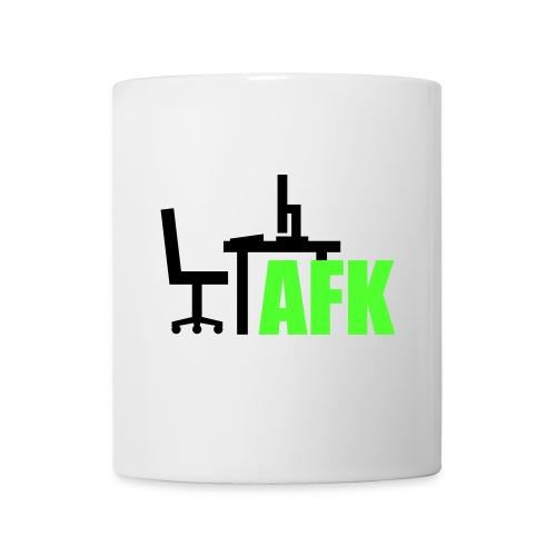 AFK Pausen-Tasse - Tasse