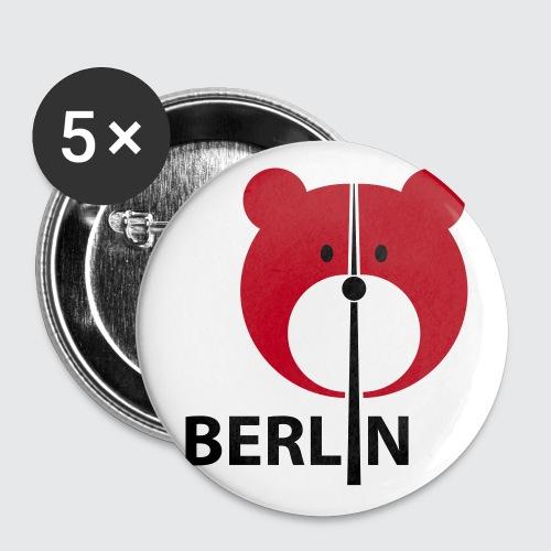 bärLIN - Buttons groß 56 mm