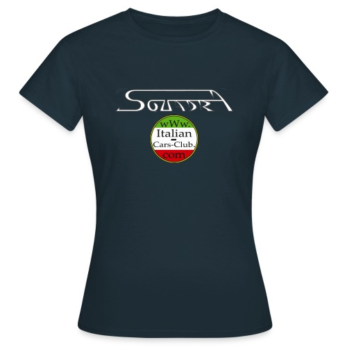 T-shirt Squadra ICC.com - T-shirt Femme