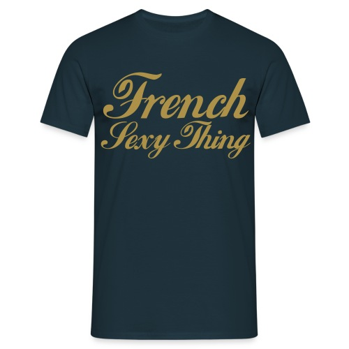T-shirt French Boy'Z  French Sexy Things - T-shirt Homme