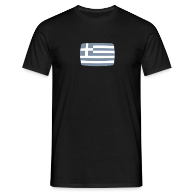 Greece Flag Greece Ellas Flag Elláda Greek  T-Shirts