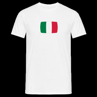 Italia Bandiera Italia Italia bandiera italiana T-shirt