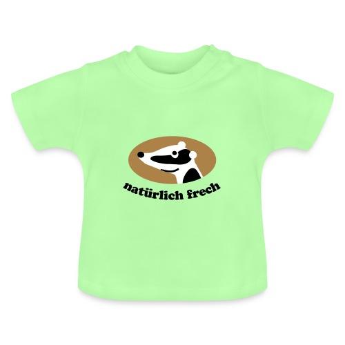 natürlich frech - Baby T-Shirt
