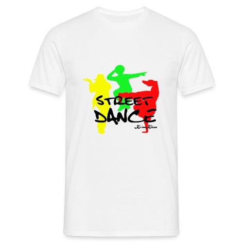 Dancetee T-shirts - T-shirt herr