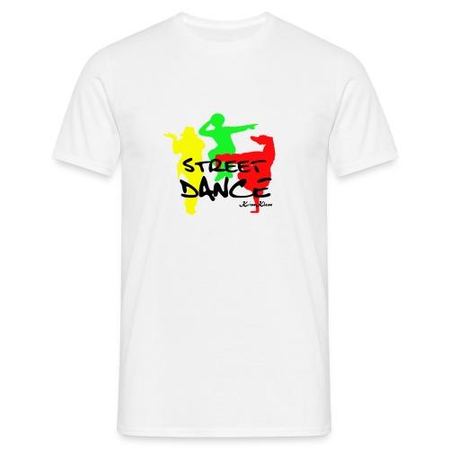 Streetdance  - T-shirt herr