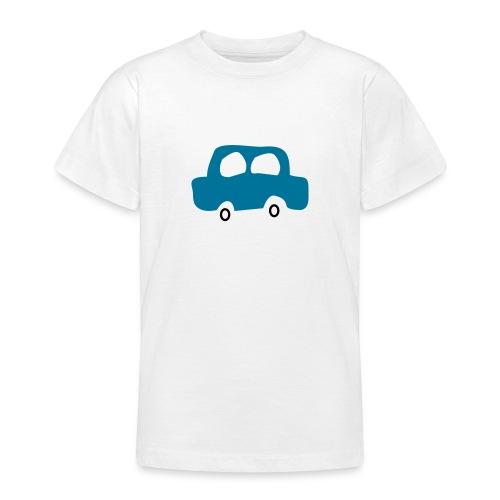 Autko t-shirt dziecięcy - Koszulka młodzieżowa