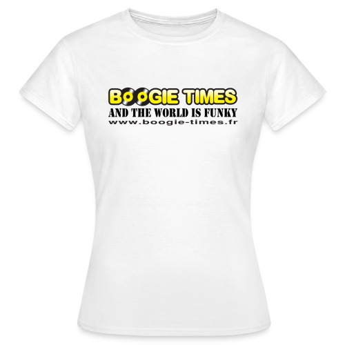 THE WORLD IS FUNKY - Women's T-Shirt
