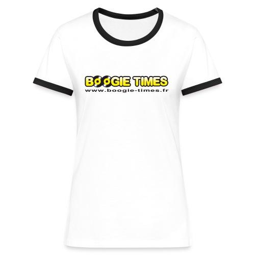 CLASSIC - Women's Ringer T-Shirt