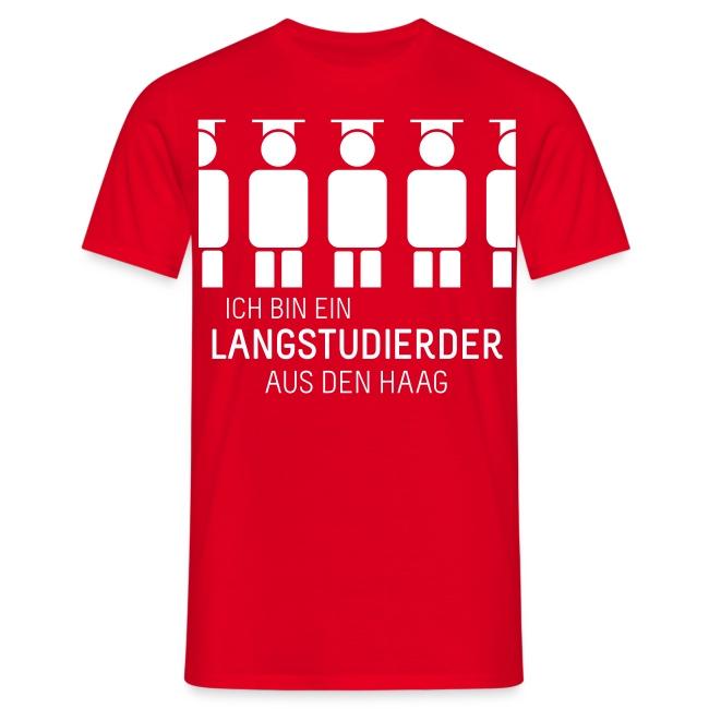 aus Den Haag (Shirt - Heren)