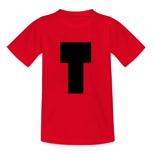 'Junior' Thermo-Boy Costume 'T' - Teenage T-Shirt