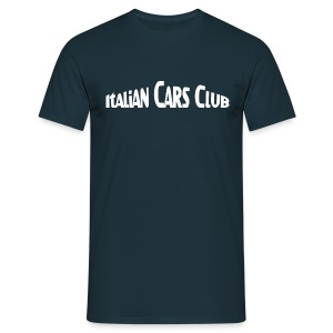T-shirt Italian Cars Club - T-shirt Homme