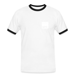 SPD Bremen Kontrast-Shirt - Männer Kontrast-T-Shirt