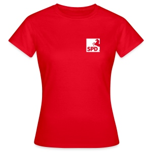 SPD Niedersachsen Frauen-Shirt - Frauen T-Shirt