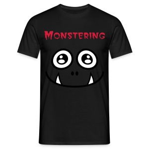 Monstering - Men's T-Shirt