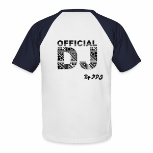 DJ by PPJ - T-shirt baseball manches courtes Homme