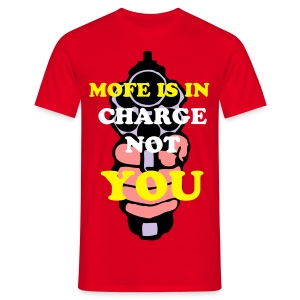 This shirt was customized for: Mofe Eburajolo - Men's T-Shirt
