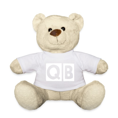 QB Teddy in Red - Teddy Bear