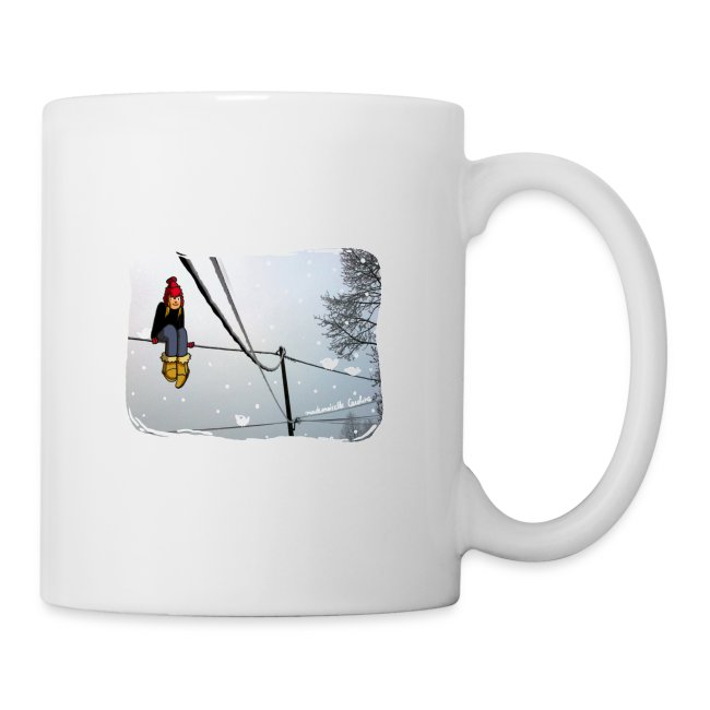 Mug fils de neige