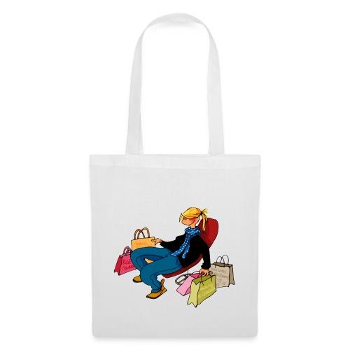 Sac en tissu, spécial Shopping - Tote Bag