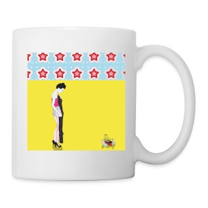 Mug sexy shoes - Tasse