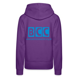 Ladies Hooded Top - Women's Premium Hoodie