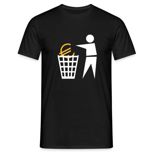 Eurotrash - T-shirt Homme