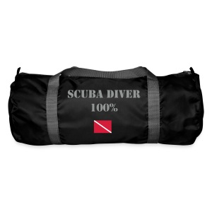 Scuba Diver Bag - Duffel Bag