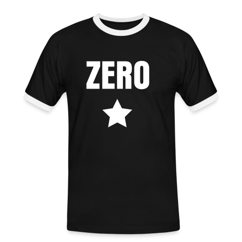 ZERO - Men's Ringer Shirt