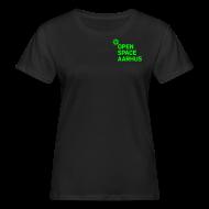 T-shirts ~ Organic damer ~ Version økohippieinde