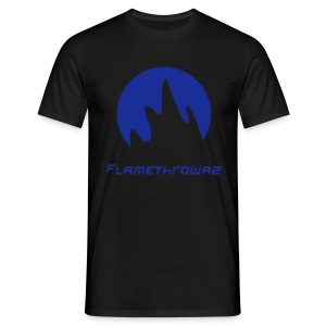 T-Shirt Flamethrowaz - Männer T-Shirt